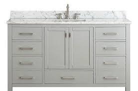 single white bathroom vanities. Endearing Bathroom Vanities Sink Vanity Options On SALE Of 60 White Single