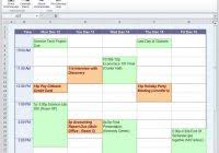 work schedule creator work schedule generator free and employee schedule maker free excel