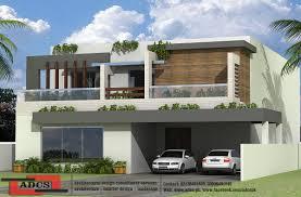 1 Kanal House Design Modern House Elevation Modern Pinterest Kanal House Design In Pakistan