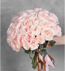 <b>Букет</b>-<b>соло пионовидных роз</b> Mayras Bridal (15,25,35,51,75 или ...
