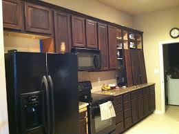 restain kitchen cabinets elegant diy distressed cabinets with gel stain gel stain is available at