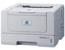 This driver is included in windows (inbox) and supports basic print functionalities *4: Download Konica Minolta Bizhub 20p Driver Download Installation Guide