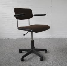 Image Mid Century Vntg Vintage Office Chair By Gispen 1960s 87089