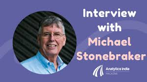 Michael Stonebraker Distinguished Scientist And Recipient