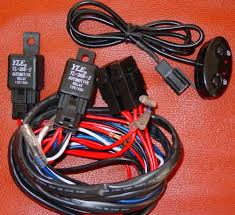 4wd lights ipf style wiring kit harness light up to 150w double