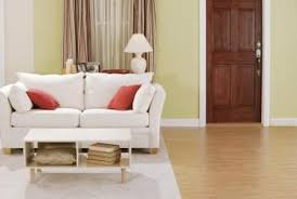 Pillows add a touch of color and can be changed with the seasons.