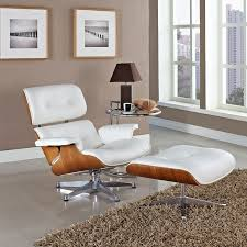 Eames Chair With Ottoman Amazing Charles Eames Lounge Chair Central Also Charles Eames