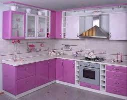 kitchen design colors ideas. Purple And Pink Kitchen Colors Adding Retro Vibe To Modern Design Decor Ideas N