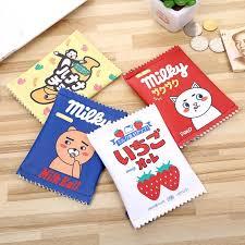 <b>Creative</b> PU Leather Square <b>Cartoon</b> Coin Purse Korean Style <b>Cute</b> ...