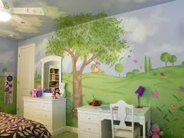 painting ideas for kids room20 Modern Ideas For Kids Room Awesome Childrens Bedroom Wall