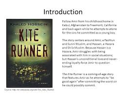 the kite runner by khaled hosseini ppt video online  the kite runner by khaled hosseini 2 introduction