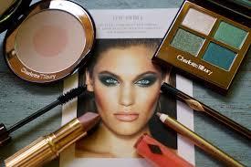 charlotte tilbury rebel makeup on a 50 year old face the rebel makeup gift set