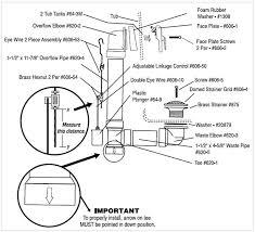 shower p trap diagram 7 bathtub plumbing installation drain diagrams