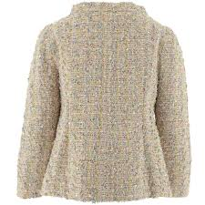 Chanel Pastel Tweed Jacket