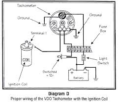 tachometer installation and operations instructions tachometer wiring diagram Tachometer Wiring Diagram #25