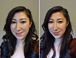 cheek contour before and after. hac set three before \u0026 after cheek contour and a