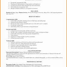 Leadership Skills On A Resume Example Best Of Resume Leadership Skills 24 Download 24 Examples Templates Daycare