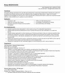 Python Programming Resumes Computer Programmer Resume Examples ...
