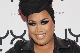 patrickstarrr on you patrick star is a beautiful male makeup artist he s very