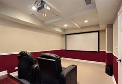 hd projector vs tv how to set up install a home theater system home theater projector