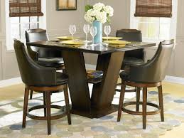 homelegance bays counter height dining set