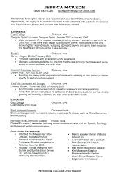 example of receptionist resume sample resume of medical receptionist  objective experience resume objective examples for receptionist .
