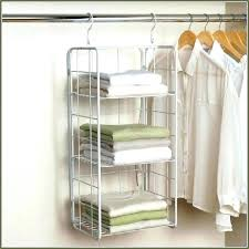 hanging closet organizer. Hanging Closet Organizer Ideas Fabric .