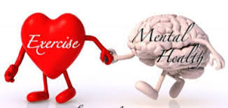 Image result for EXERCISE AND MENTAL HEALTH