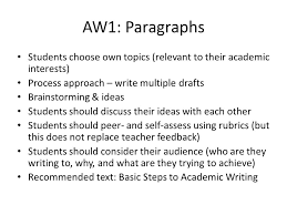 academic writing by paul stone fwu aep general points students 4 aw1