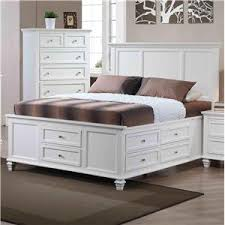 white king storage bed. Unique King California King Transitional Panel Bed With Storage By Private Reserve   Urban Living Furniture Captainu0027s In White I