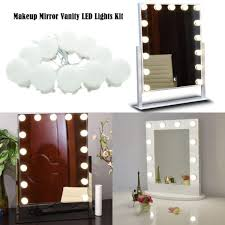 mirror vanity led light bulbs