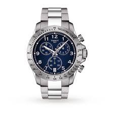 tissot v8 mens watch classic watches watches goldsmiths tissot v8 mens watch