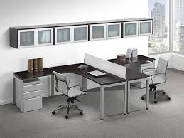 t shaped office desk. Delighful Shaped Fabulous T Shaped Desk Computer Office Desks For Two People In K