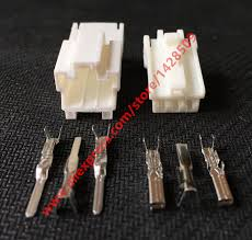 online get cheap wiring harness pins aliexpress com alibaba group 5 sets auto 3 pin female male wire harness connect
