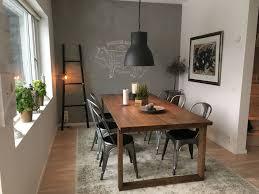 Ikea Table Morbylanga Tolix More Zuhause Ikea Dining Room