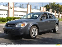 2008 Chevrolet Cobalt LT Sedan in Slate Metallic - 184270 ...