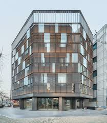 office facade. delighful facade dia architecture remodels dogok office with transparent steel faade inside office facade c