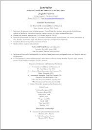 Beautiful Sommelier Resume Ideas - Simple resume Office Templates .