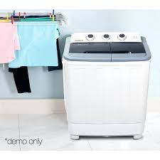 haier portable washing machine. Portable Laundry Machine Twin Washing Spin Dry H M S Remaining Haier