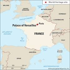 Compare American And French Revolution Venn Diagram Palace Of Versailles History Facts Britannica