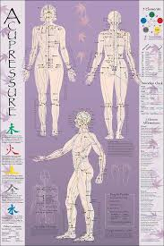 Source Points Chart Source Acupressure Com Acupressure Therapy