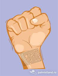 татуировка на руках открытый диалог с миром часть 1 хиромантия