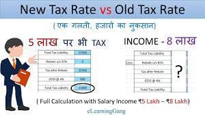 ine tax calculator 2020 21
