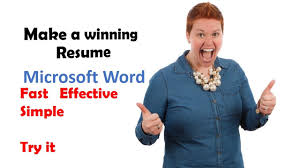 Complete Guide To Make Epic Resume In Word 2013 With Free Template