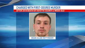 First-degree murder charge after 2018 Fayette County infant's death | KGAN