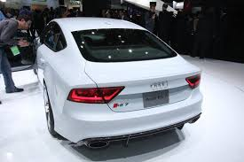 2014 Audi RS7 Sportback officially unveiled - Automotorblog