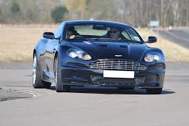 Aston Martin Driving Experience At Blyton Park Activity Superstore