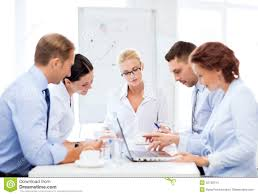 meeting office. business friendly meeting office