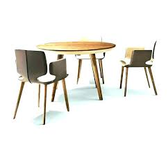 small square solid wood dining table outstanding round wooden top black legs with glass leaf metal