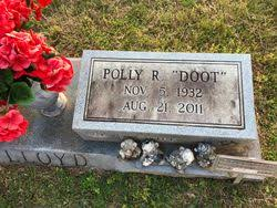 Polly Ann Robertson Lloyd (1932-2011) - Find A Grave Memorial